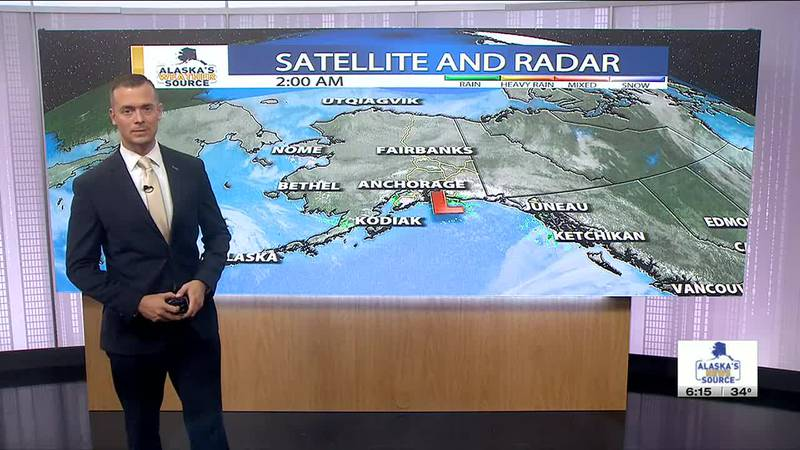 Thursday, October 14 Morning Weather