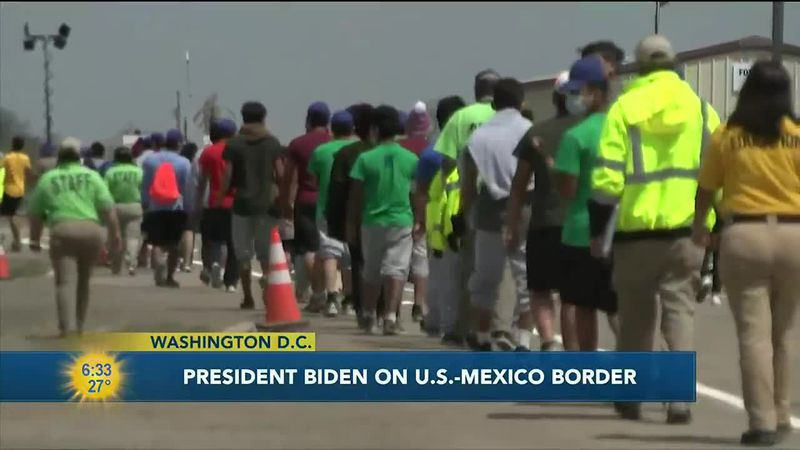 Touching on everything from the increased attention at the U.S.-Mexico border to North Korea,...