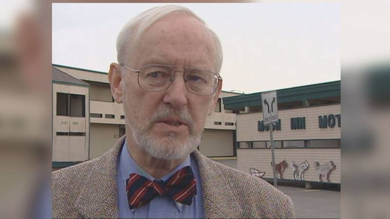 Former Alaska Attorney General John Havelock died at age 89 on Tuesday night.