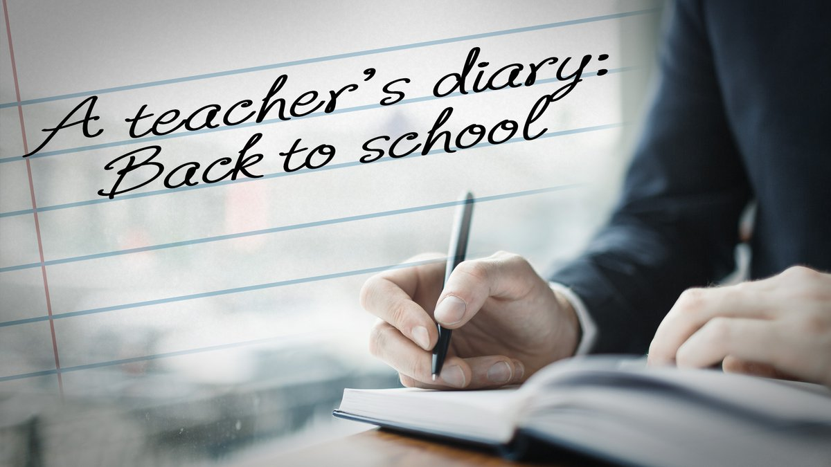 "Thumbnail for ""A Teacher's Diary: Back to School"""
