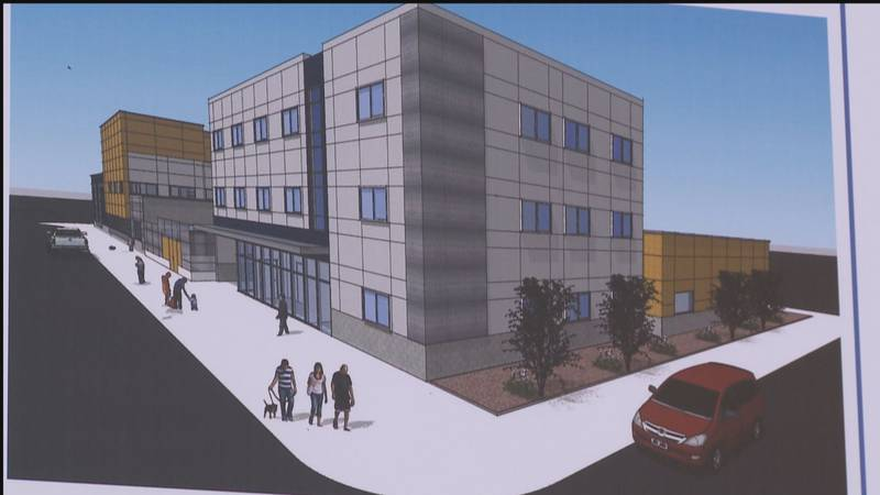 Covenant House Alaska, in partnership with Cook Inlet Housing Authority, is building a 22-unit...