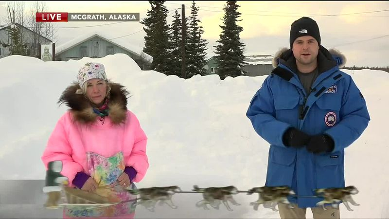 Dispatches from the trail: Patrick and DeeDee offer insight as mushers arrive to McGrath