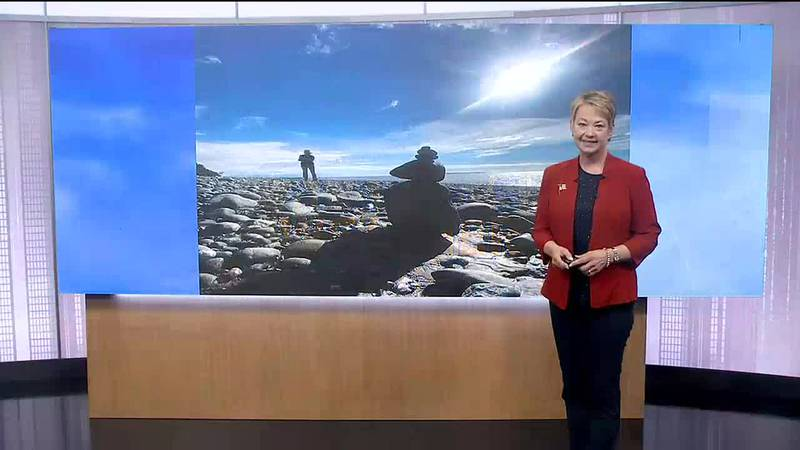Jackie Purcell, Alaska's Weather Source.