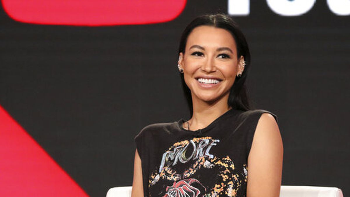 """FILE - In this Jan. 13, 2018, file photo, Naya Rivera participates in the """"Step Up: High Water"""" panel during the YouTube Television Critics Association Winter Press Tour in Pasadena, Calif. Authorities say former """"Glee"""" star Rivera is missing and being searched for at a Southern California lake. The Ventura County Sheriff's Department late Wednesday, July 8, 2020, confirmed that Rivera is the person being searched for in the waters of Lake Piru, which is approximately 56 miles (90 kilometers) northwest of downtown Los Angeles. (Photo by Willy Sanjuan/Invision/AP, File)"""