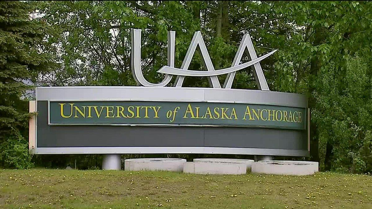 The University of Alaska Anchorage.