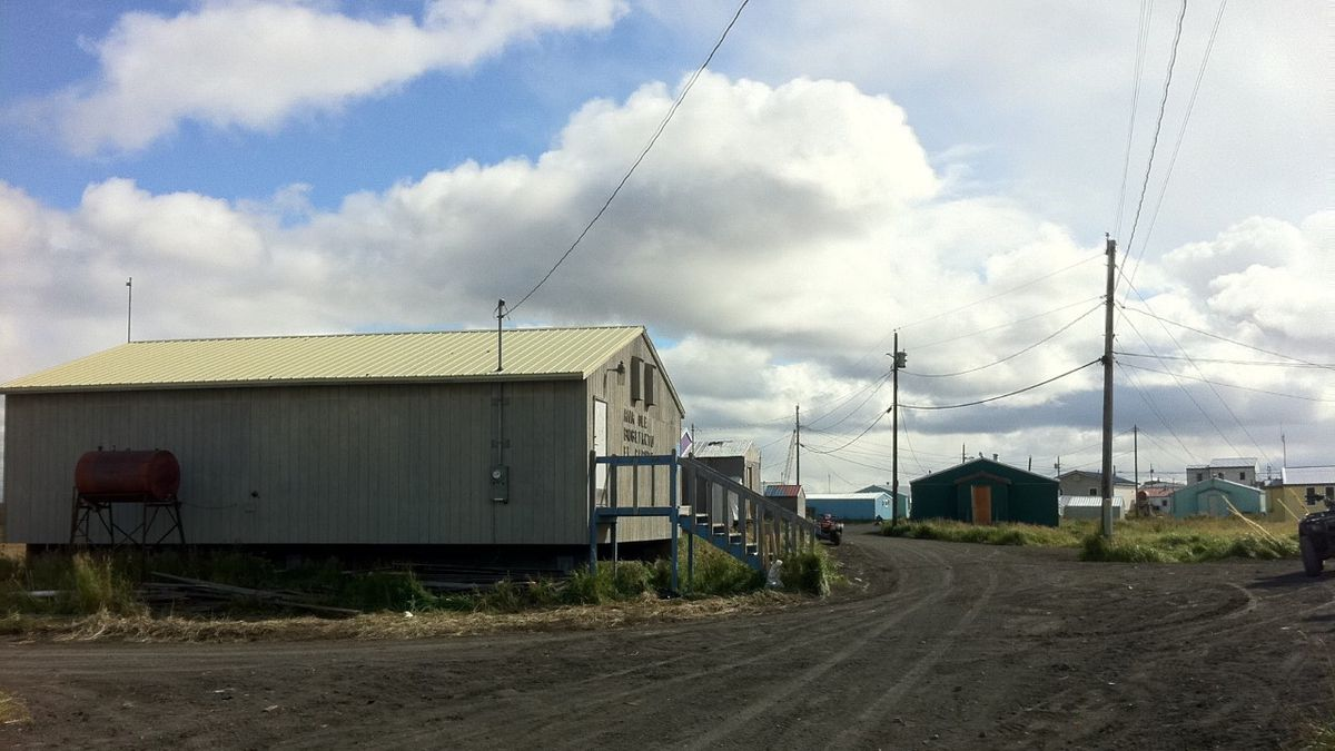 Stebbins, Alaska is a city in the Nome Census Area.