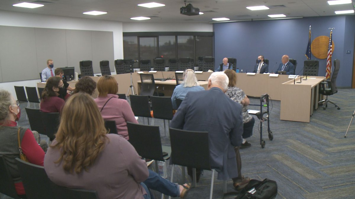 A legislative working group hears from Alaskans as it tries to forge a framework for a...