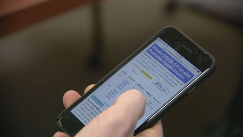 Eligible Alaskans have more choices when it comes to getting appointments for the COVID-19...