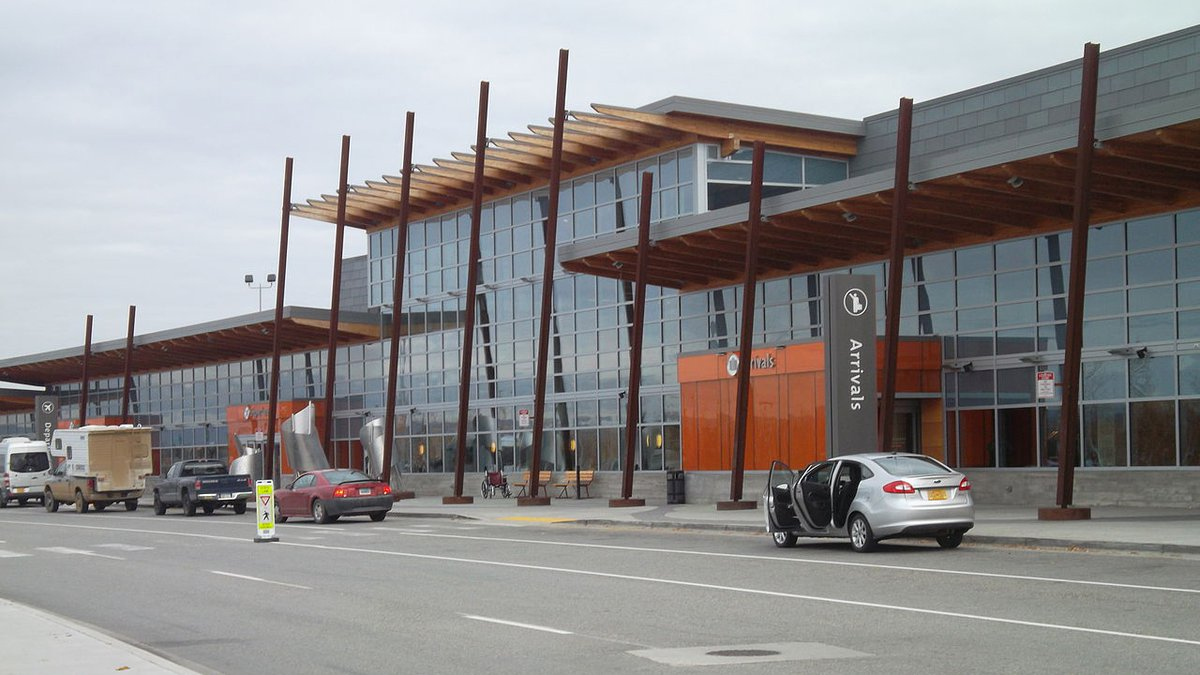 American Airlines will begin direct flights to Fairbanks International Airport from...
