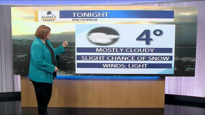 We expect a warm up this week but we have a few more nights of chilly temperatures before we...