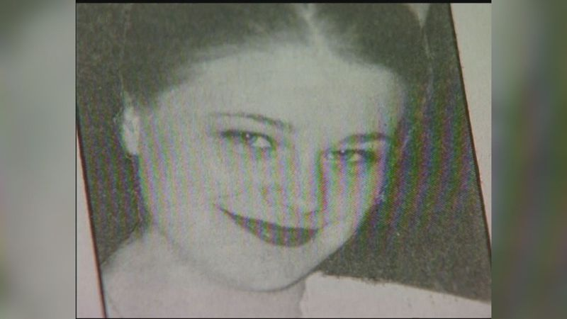 Baggen went missing in 1996 and her case went unsolved for 25 years.  (Photo from file...