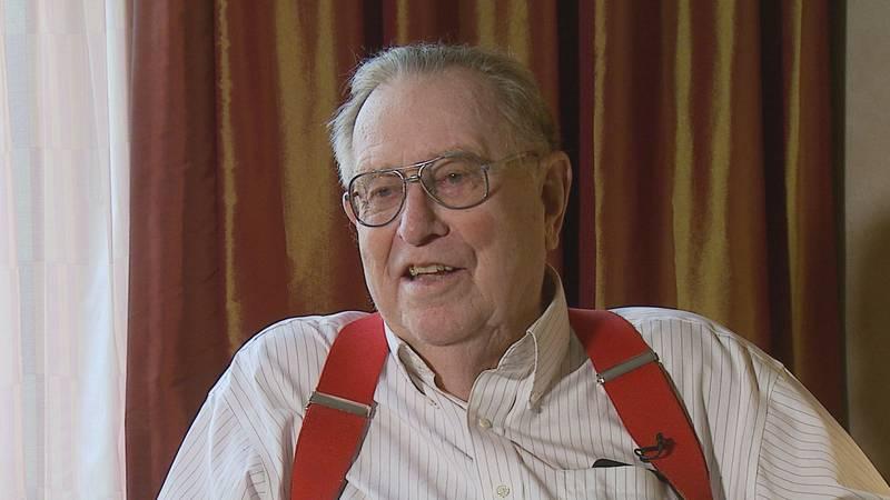Clem Tillion, a retired commercial fisherman and longtime Alaska legislator.