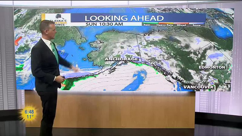 Friday, April 2 Morning Weather