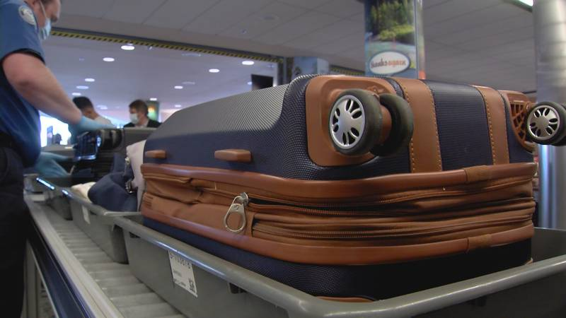 The TSA is expecting crowds at the Anchorage airport this summer.