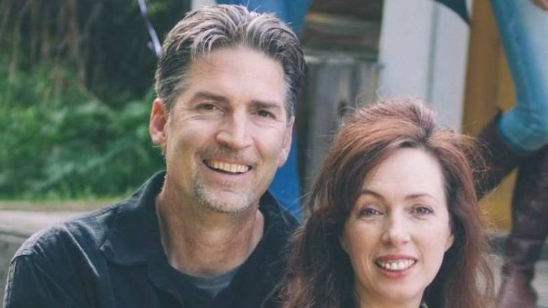 Paul and Marilyn Hueper say the FBI searched their home in Homer, Alaska on April 28, 2021 in...