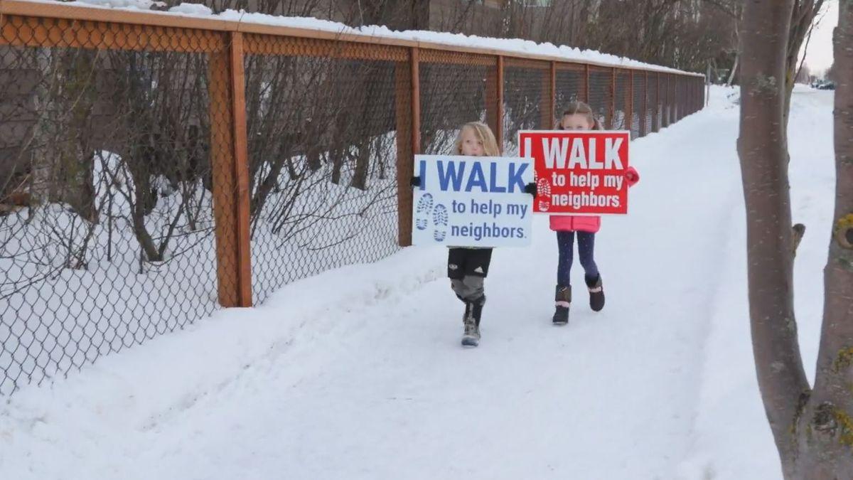Annual Walk 4 Warmth goes virtual in 2021.