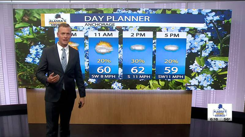 Wednesday, June 16 Morning Weather