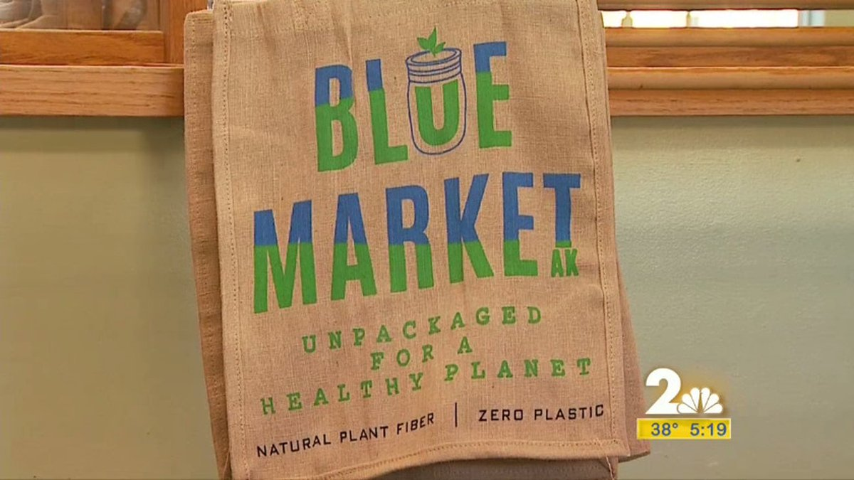 Blue Market AK opens a retail location in Anchorage.