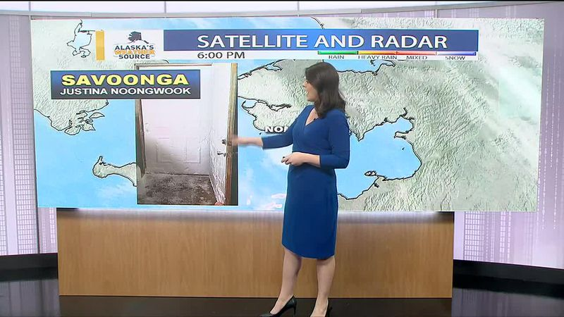Friday weather update with Meteorologist Melissa Frey.