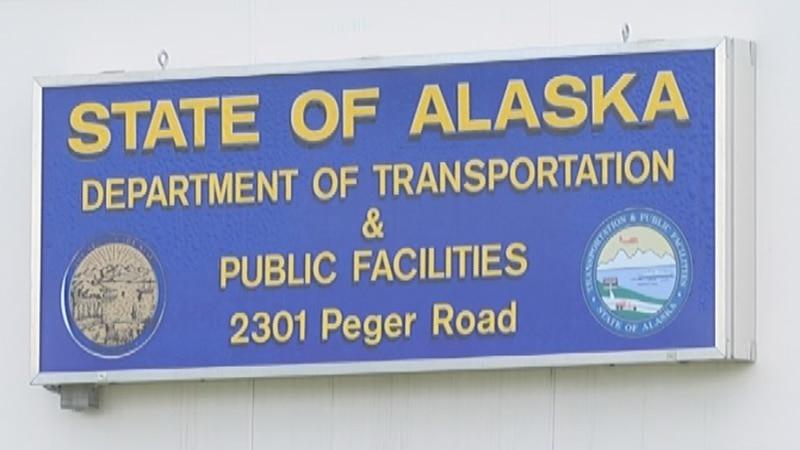 Alaska Department of Transportation and Public Facilities.