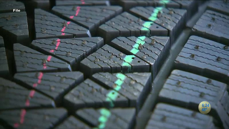 Most of the state was able to begin using studded tires this year on September 16th but as of...