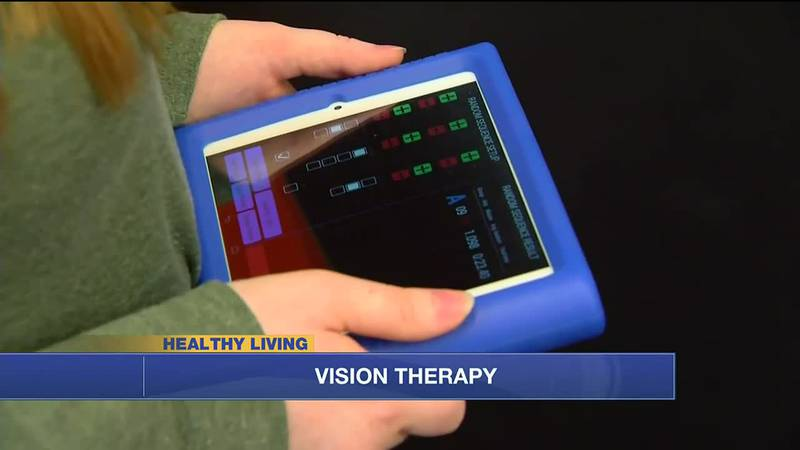 Healthy Living: Vision therapy