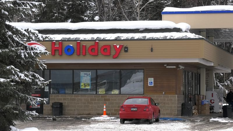 The Holiday Gas Station off of Geist Road saw an attempted robbery foiled last Friday when a...
