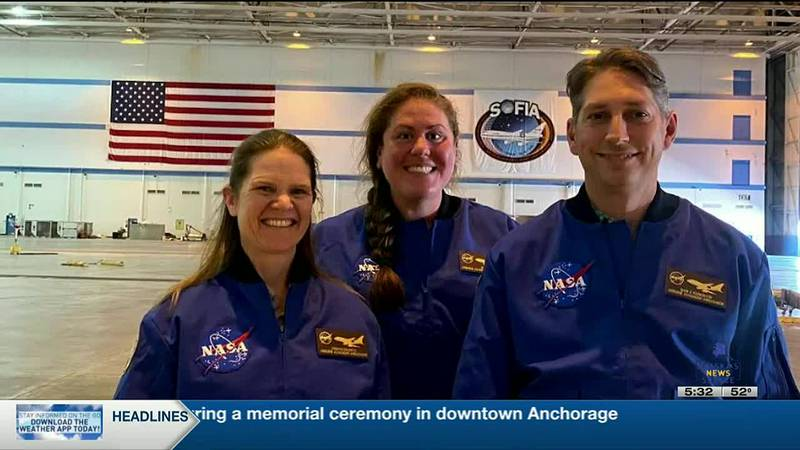Three local Anchorage School District science teachers recently traveled to California to...