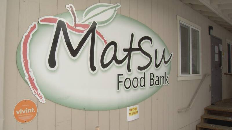 MatSu Food Bank, which operates a food pantry