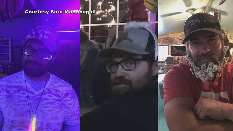 34-year-old Ian Lutz, last seen on Feb. 1, 2021.