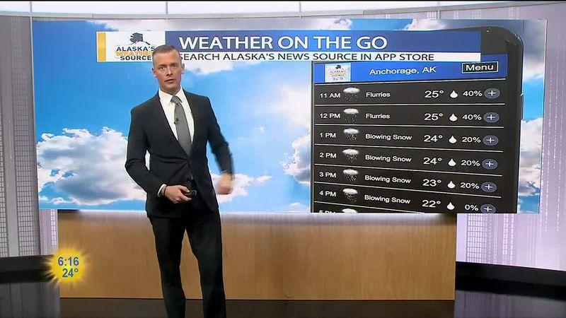 Thursday, April 8 Morning Weather