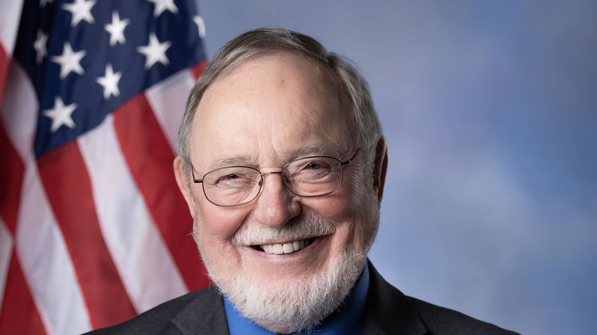 U.S. Representative Don Young.