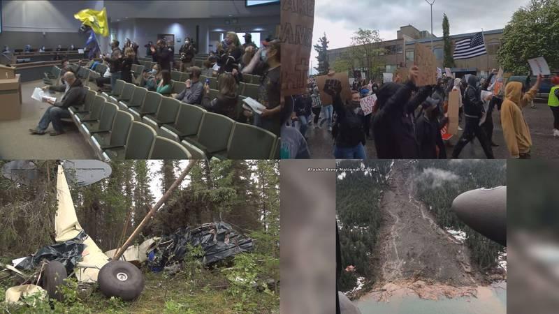 Non-COVID top stories in Alaska