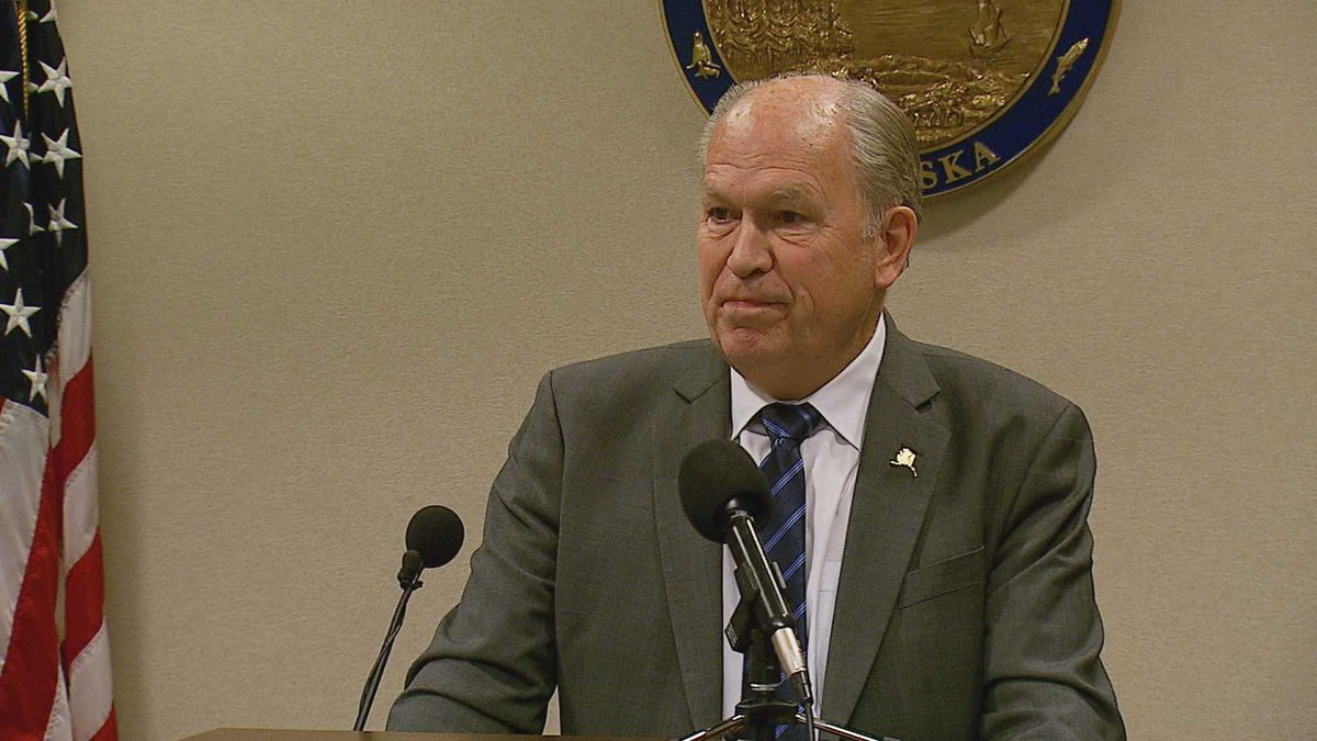 Former Alaska Gov. Bill Walker plans to run for office once again.