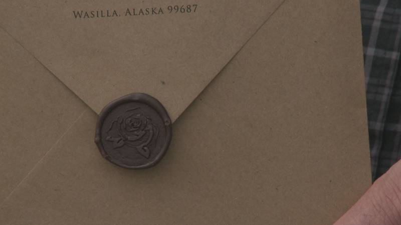 Wedding invitations with a wax seal might need more postage.