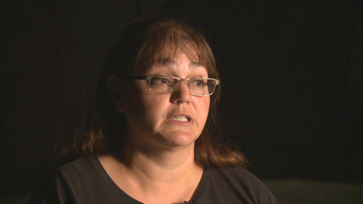 Linda Hitesman, sister of the suspected murder victim speaks to Channel 2 (2019)
