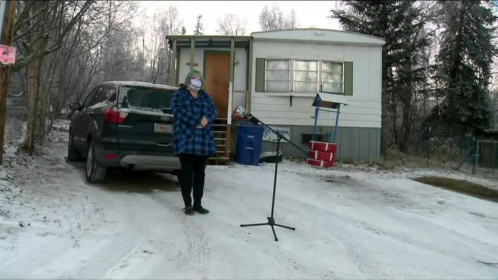 Some Chugiak trailer park tenants have been without running water for months