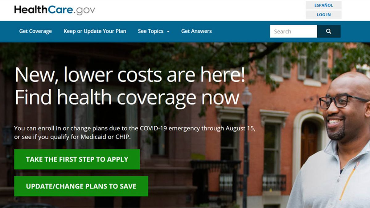 The health insurance subsidies are funded by the $1.9 trillion pandemic relief package...