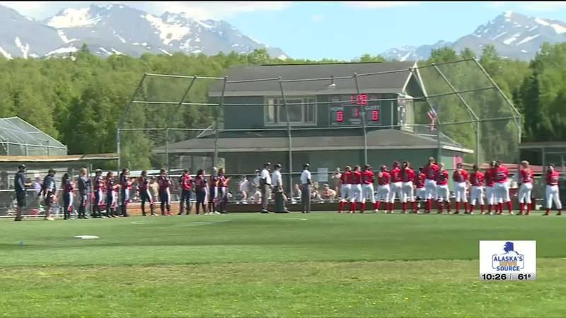 Juneau State Champs Softball