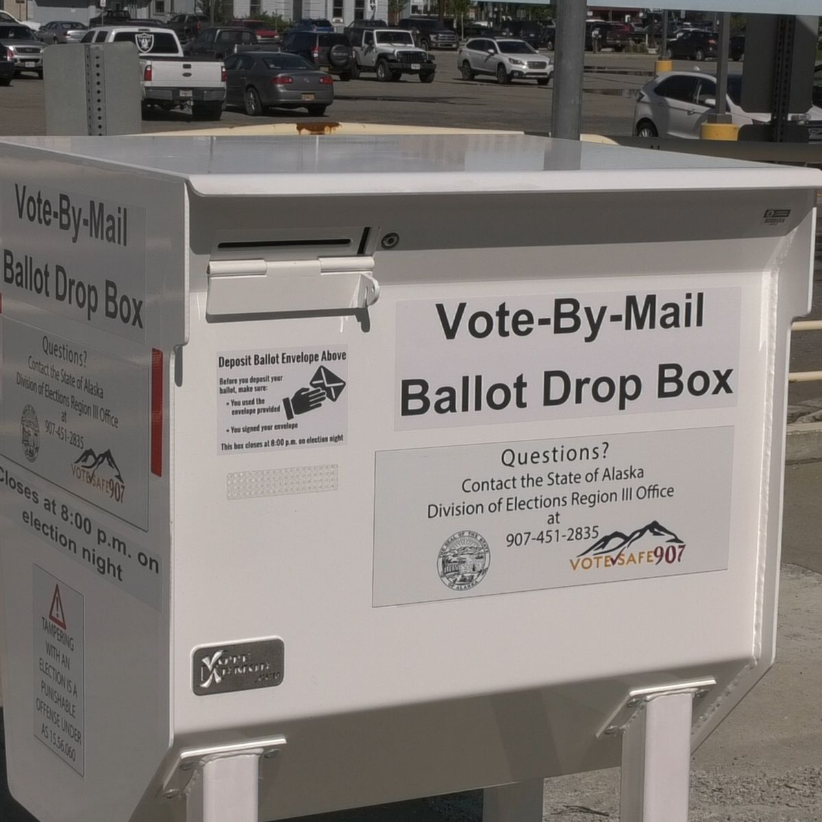 Saturday Is The Deadline To Apply For An Absentee Ballot