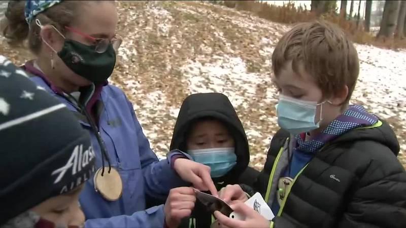Anchorage Outdoor School Program