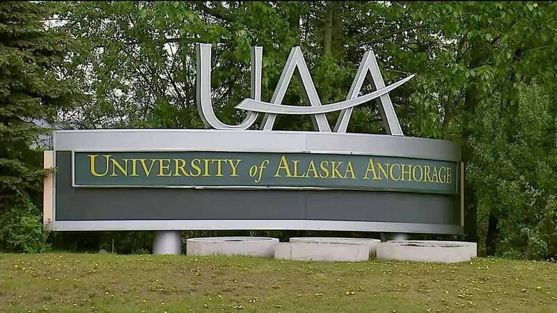 The University of Alaska Anchorage re-open to faculty, staff, and students.