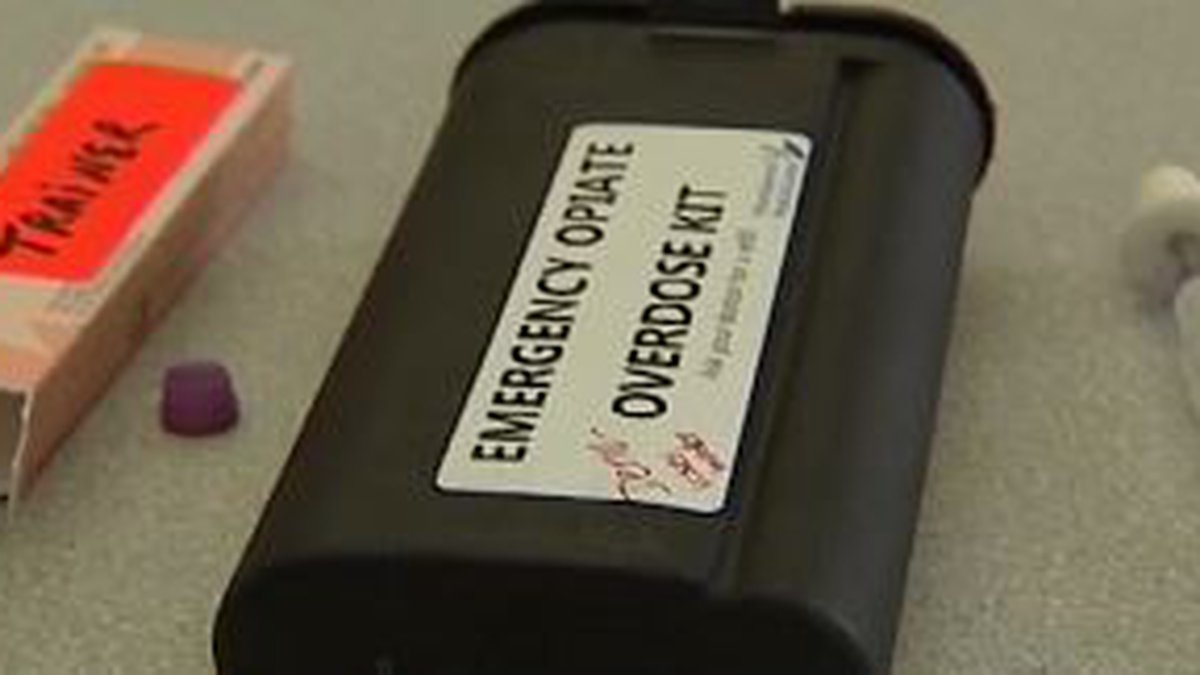 Naloxone, often known by the brand name Narcan, can reverse an overdose by blocking opioid...