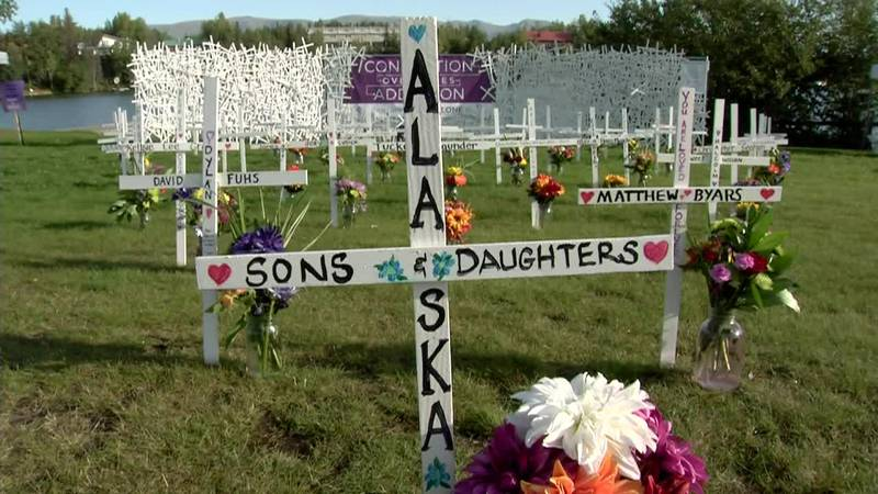Tuesday marked the start of a two-day event to recognize addiction in the Matanuska-Susitna...