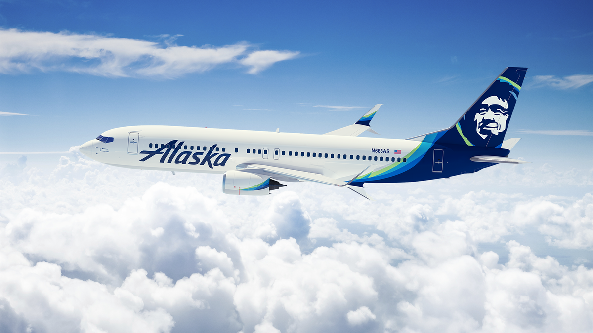 Image courtesy of Alaska Airlines