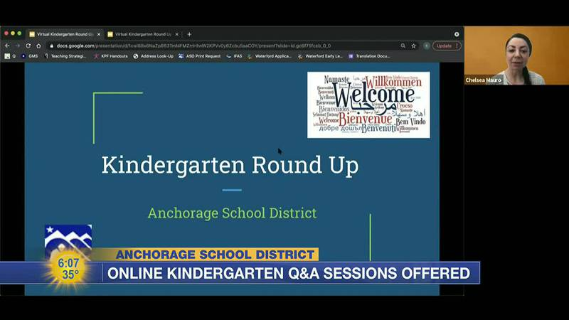 Sending your child to school for the first time can be scary but this online class is helping...