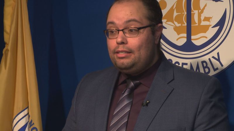 The Anchorage Assembly announced that Felix Rivera had been voted acting chair.