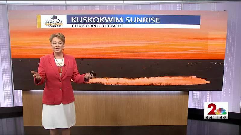 Bethel-Kuskokiwm River sunrise colors-Christopher Feagle_JP 5-24-21