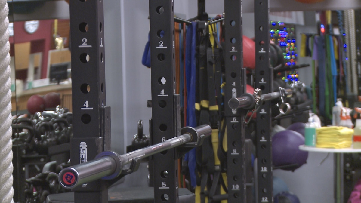 Anchorage gyms can now go up to 50% of their capacity under the latest emergency order.