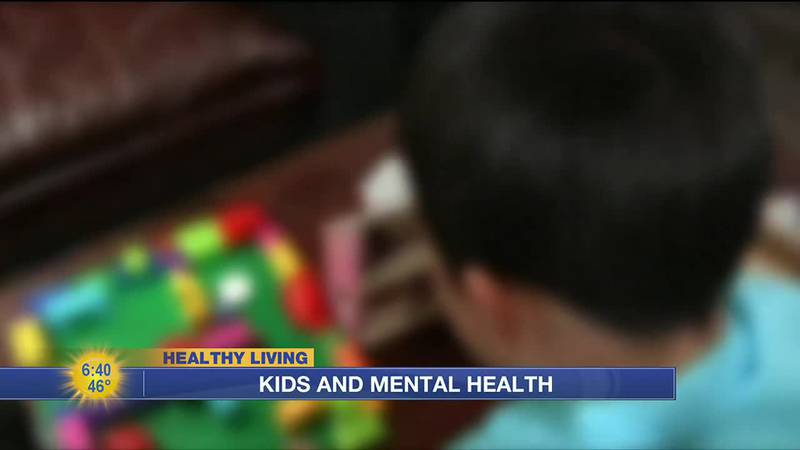 Healthy Living: Kids and Mental Health